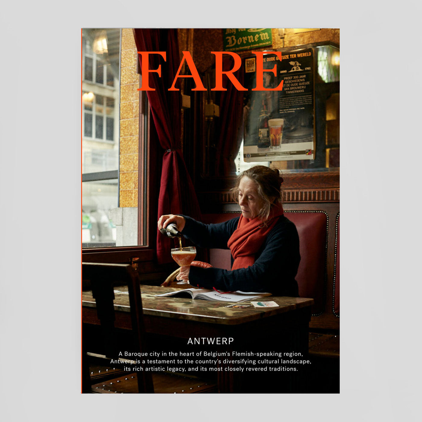 Fare Magazine #7 - Antwerp | Colours May Vary