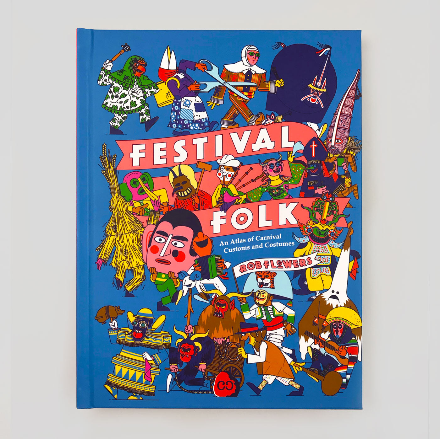 Festive Folk by Rob Flowers