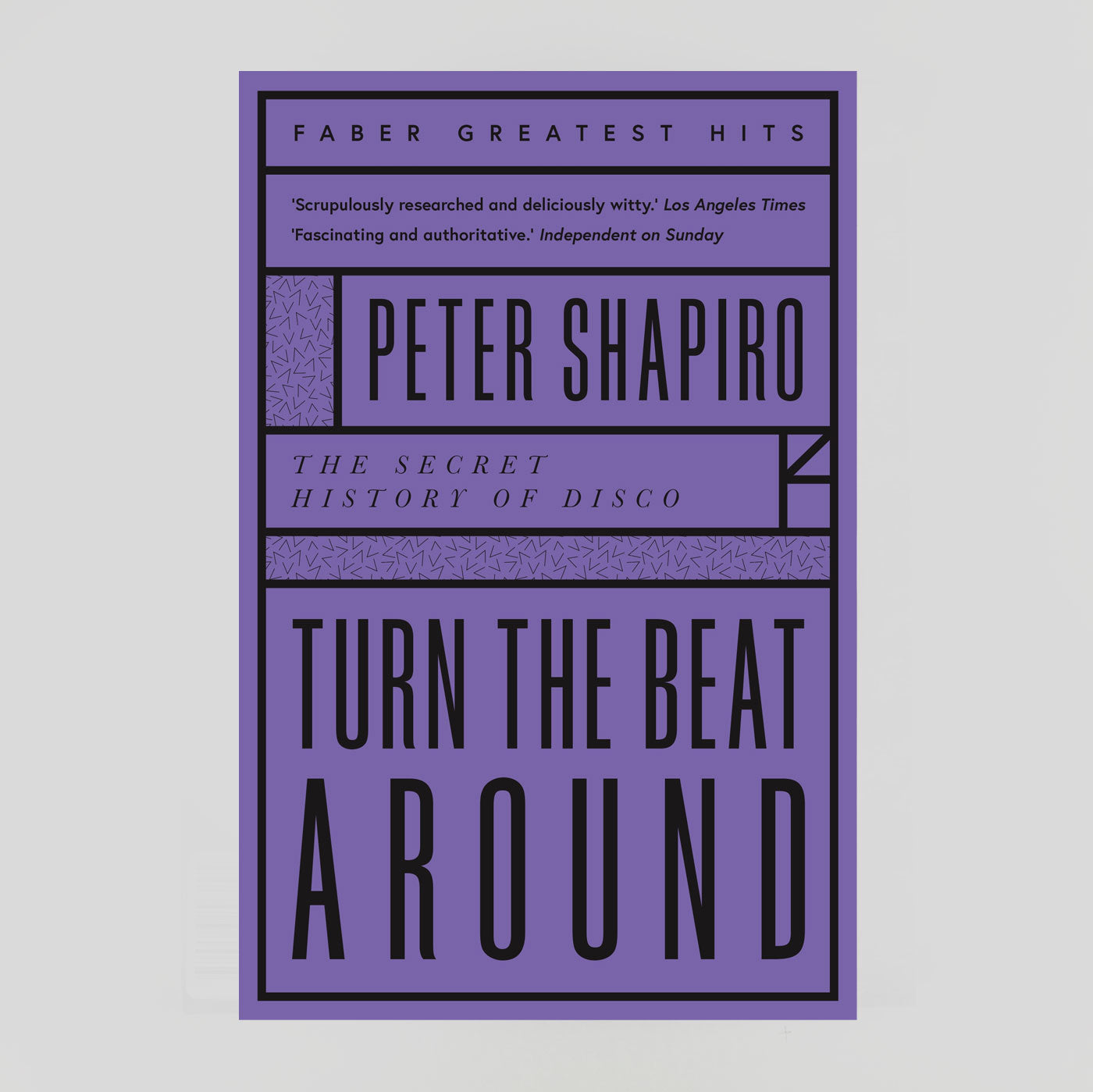 Turn The Beat Around | Peter Shapiro | Colours May Vary