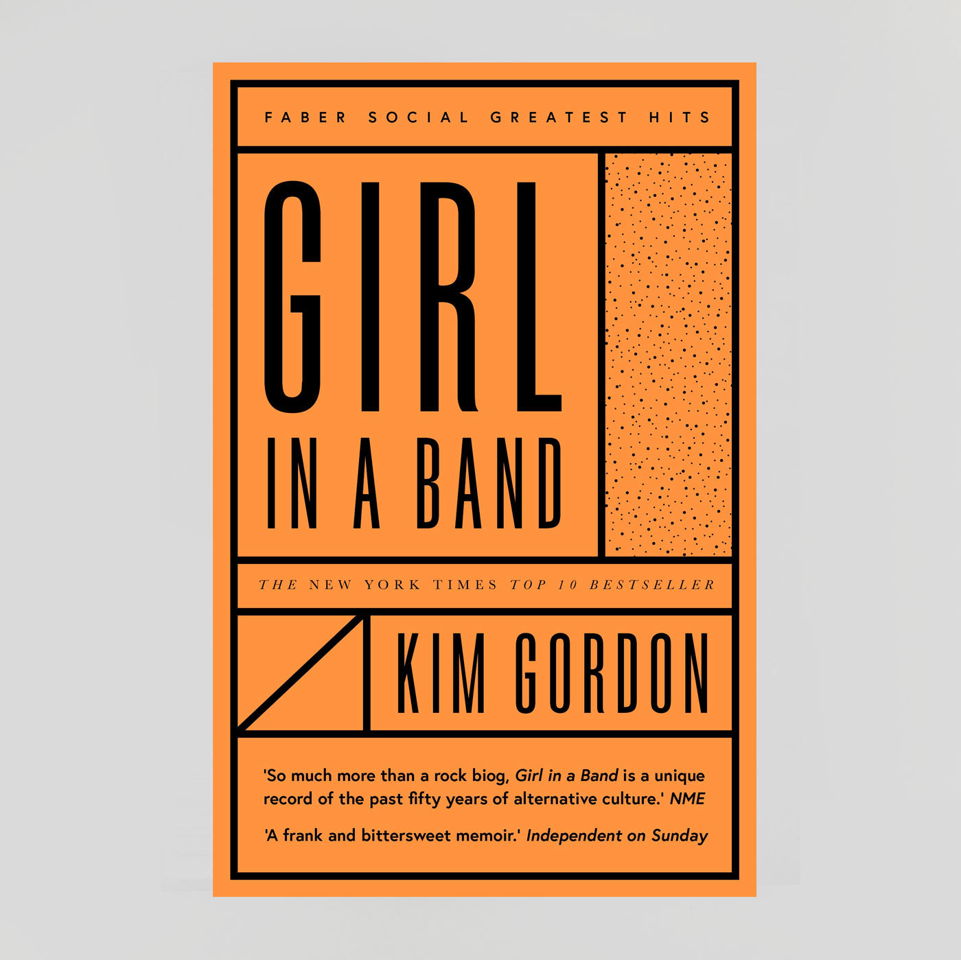 Girl In A Band | Kim Gordon | Colours May Vary