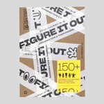 Figure It Out: Designer Toys & Their Makers - Victionary - Colours May Vary
