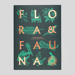 Flora and Fauna: Design Inspired by Nature - Victionary - Colours May Vary