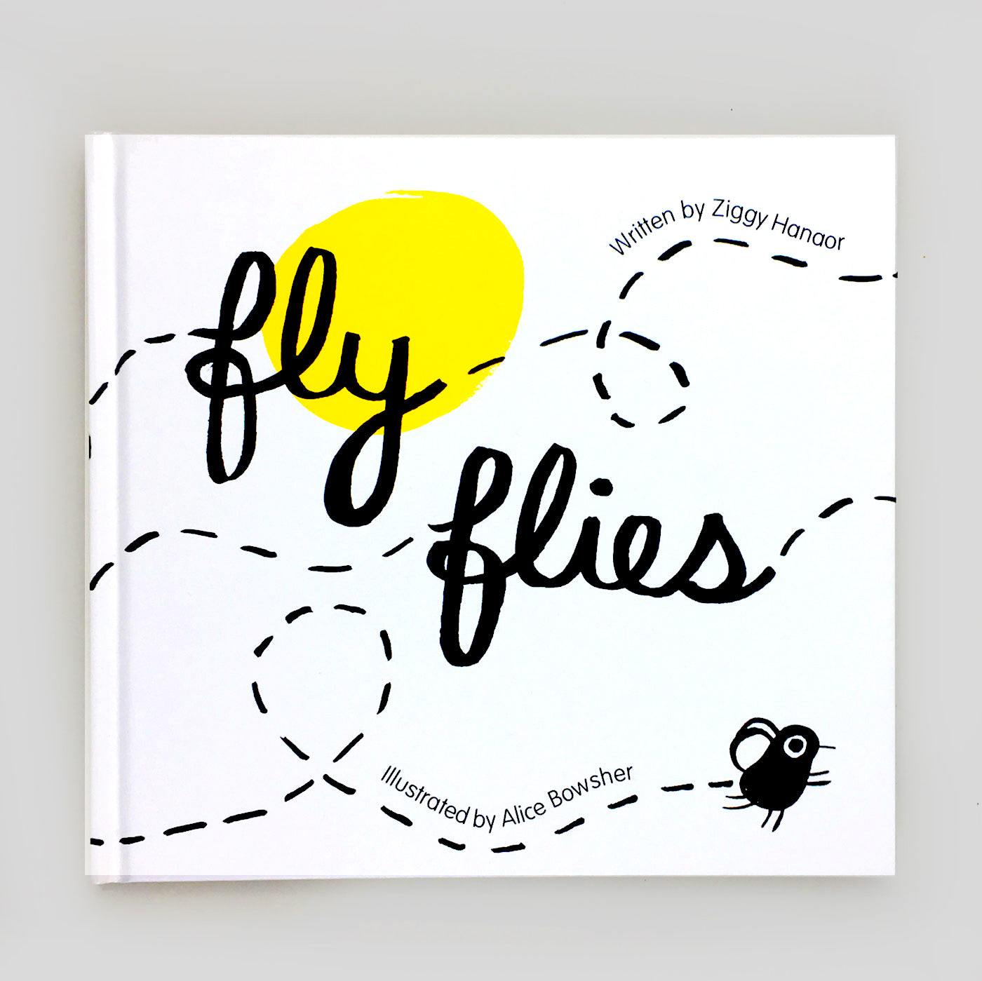Fly Flies by Ziggy Hanaor & Alice Bowsher