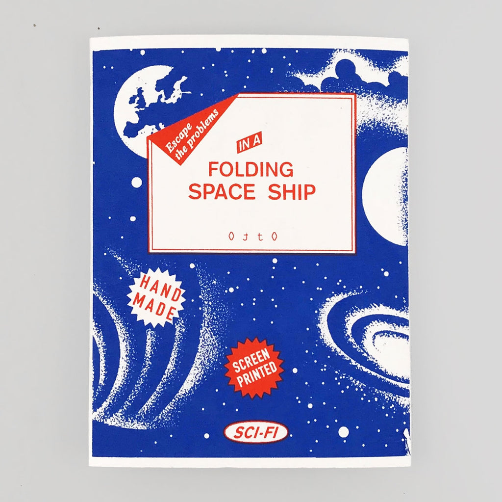 In a Folding Spaceship - Ottographic