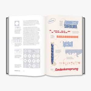 Designing Fonts: An Introduction To Professional Type design | Campe & Rausch | Colours May Vary