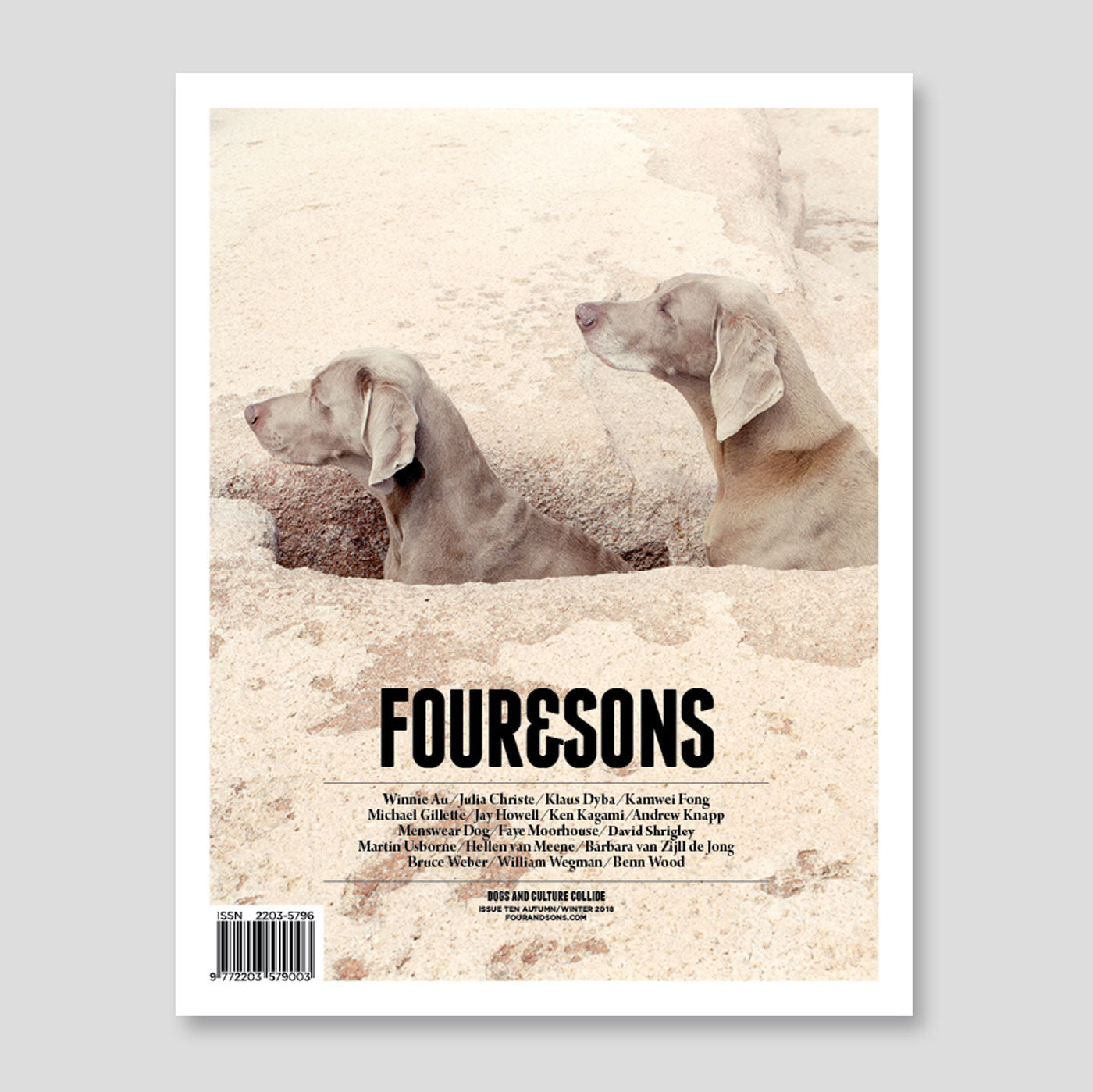 Four & Sons #10