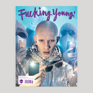 Fucking Young! #15 'Alien' - Colours May Vary
