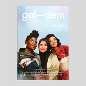 Gal-Dem 'The Un/Rest Issue' - Colours May Vary