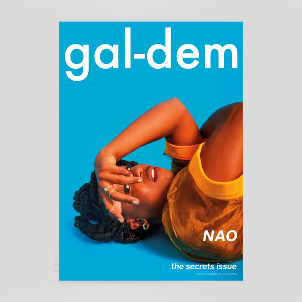 Gal-Dem 'The Secrets Issue'