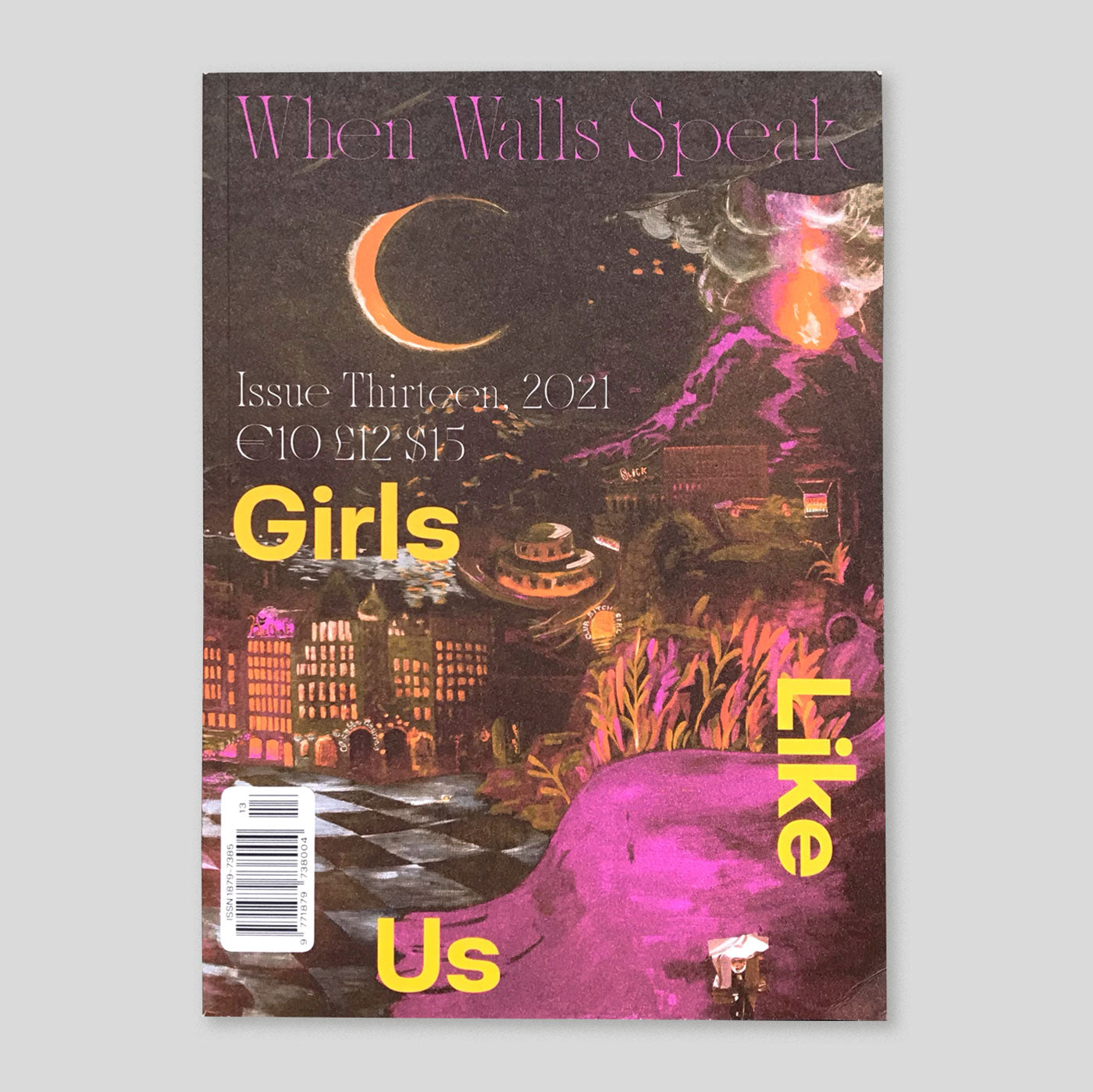 Girls Like Us Magazine #13 | The Club Scene