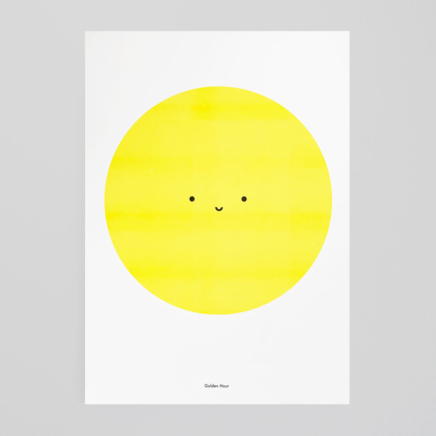 Golden Hour Print by Scout Editions - Colours May Vary