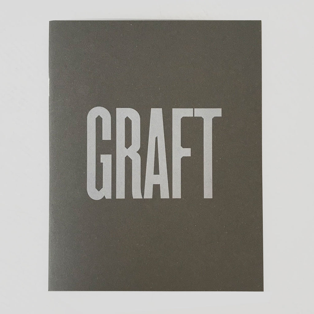 Graft Type Sampler - Split / Oli Bentley - Colours May Vary