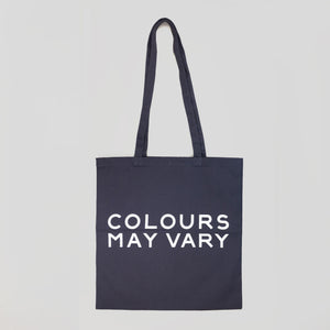 Colours May Vary Tote Bag Special Edition (Grey)