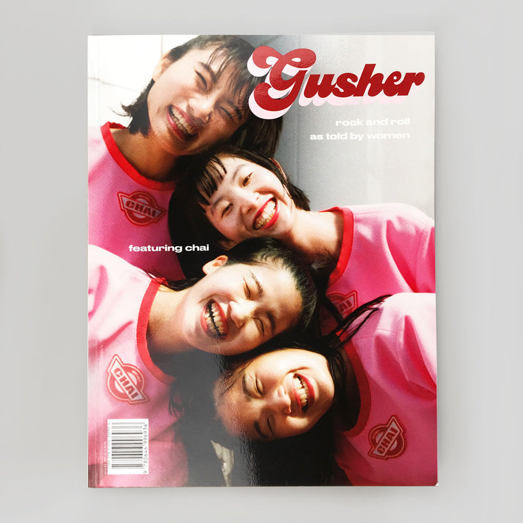 Gusher Magazine #3