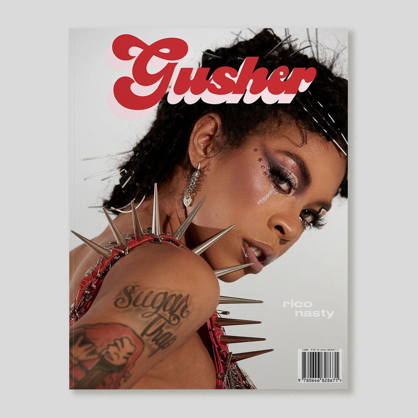Gusher Magazine #4 \ Colours May Vary