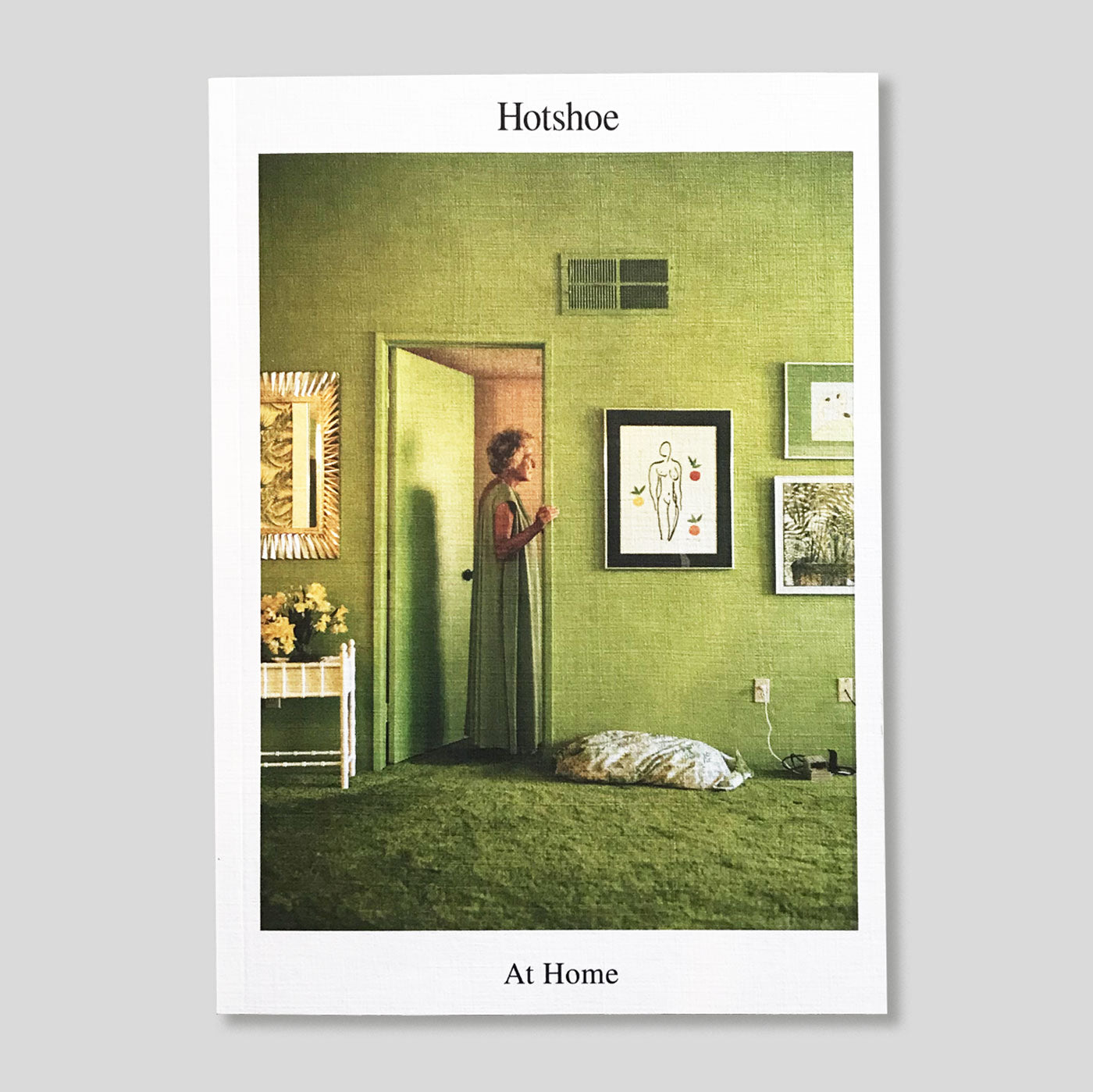 Hotshoe Magazine #205 | 'At Home' | Colours May Vary