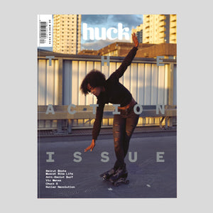Huck Magazine #74 'The Action Issue' | Colours May Vary