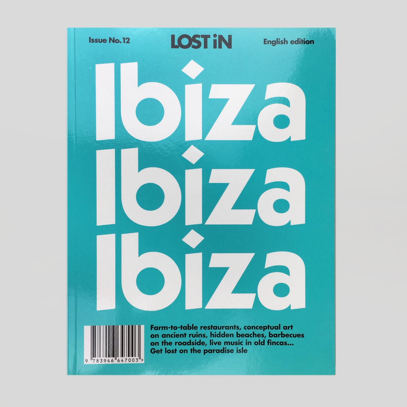 Lost in Ibiza - Colours May Vary