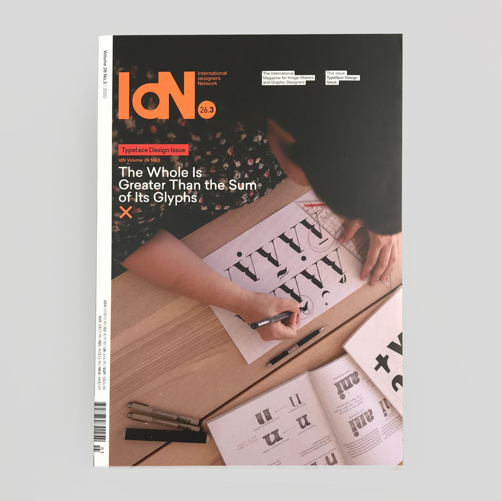 IdN 26/3 | Typeface Design | Colours May Vary
