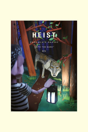 Heist Chocolate | Into The Dark 80%