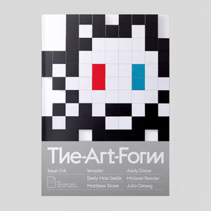 The-Art-Form #4 - Colours May Vary