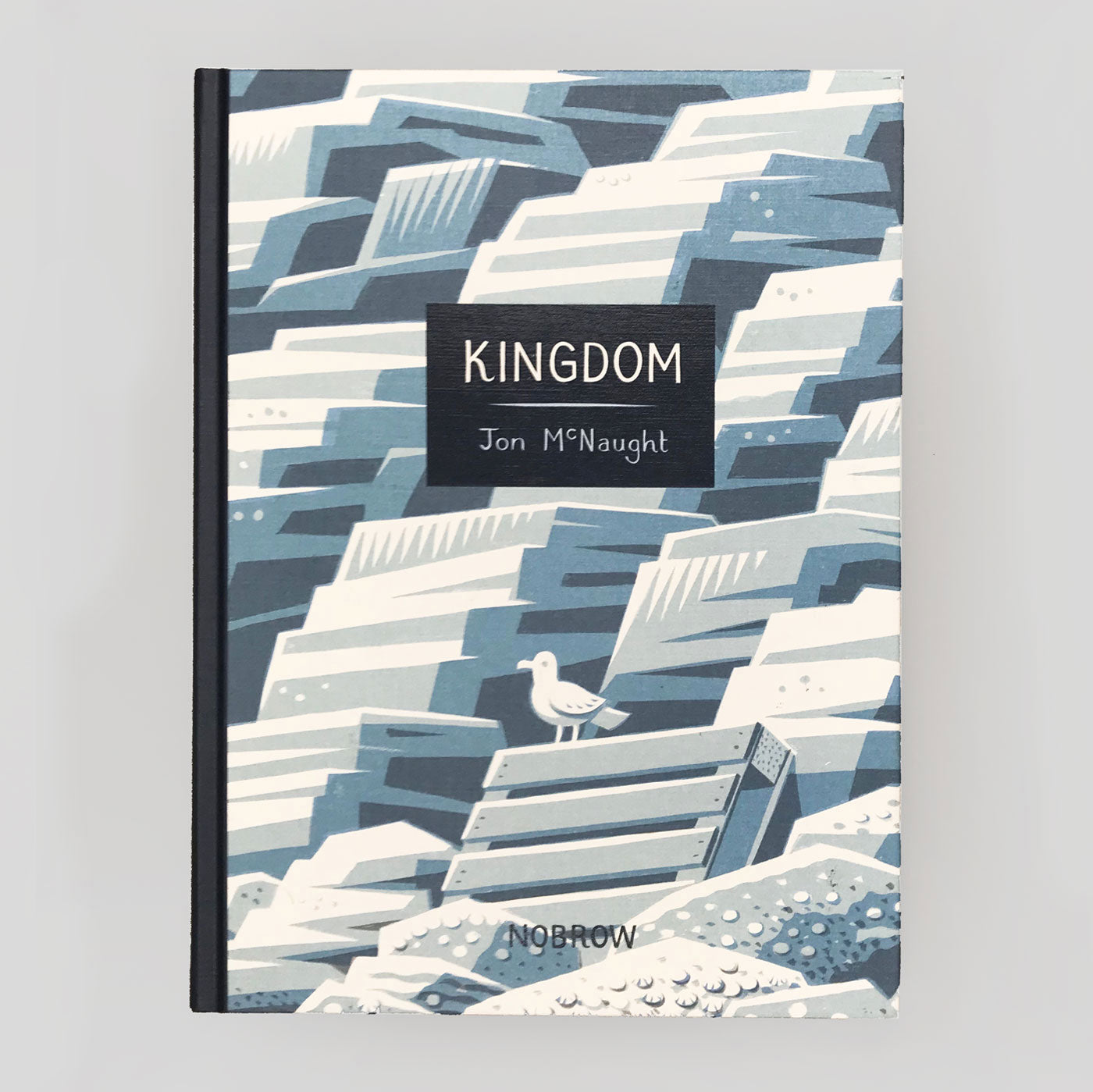 Kingdom - Jon McNaught - NoBrow