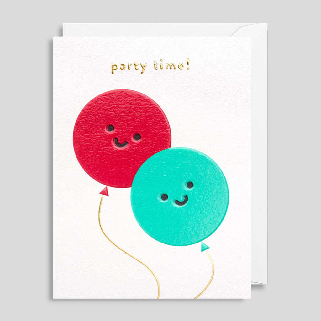 Party Time Card by Cozy for Lagom | Colours May Vary