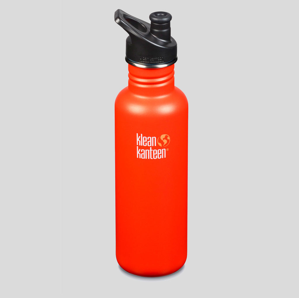 Klean Kanteen | Classic 27oz | Sierra Sunset | Colours May Vary