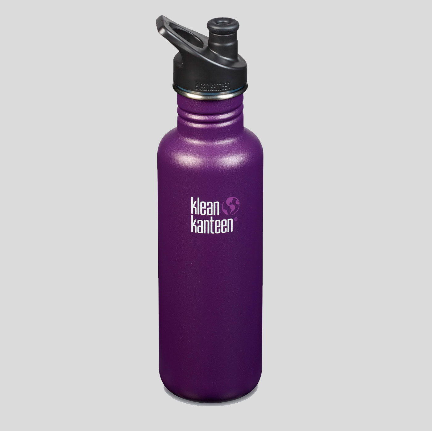 Klean Kanteen | Classic 27oz | Winter Plum | Colours May Vary