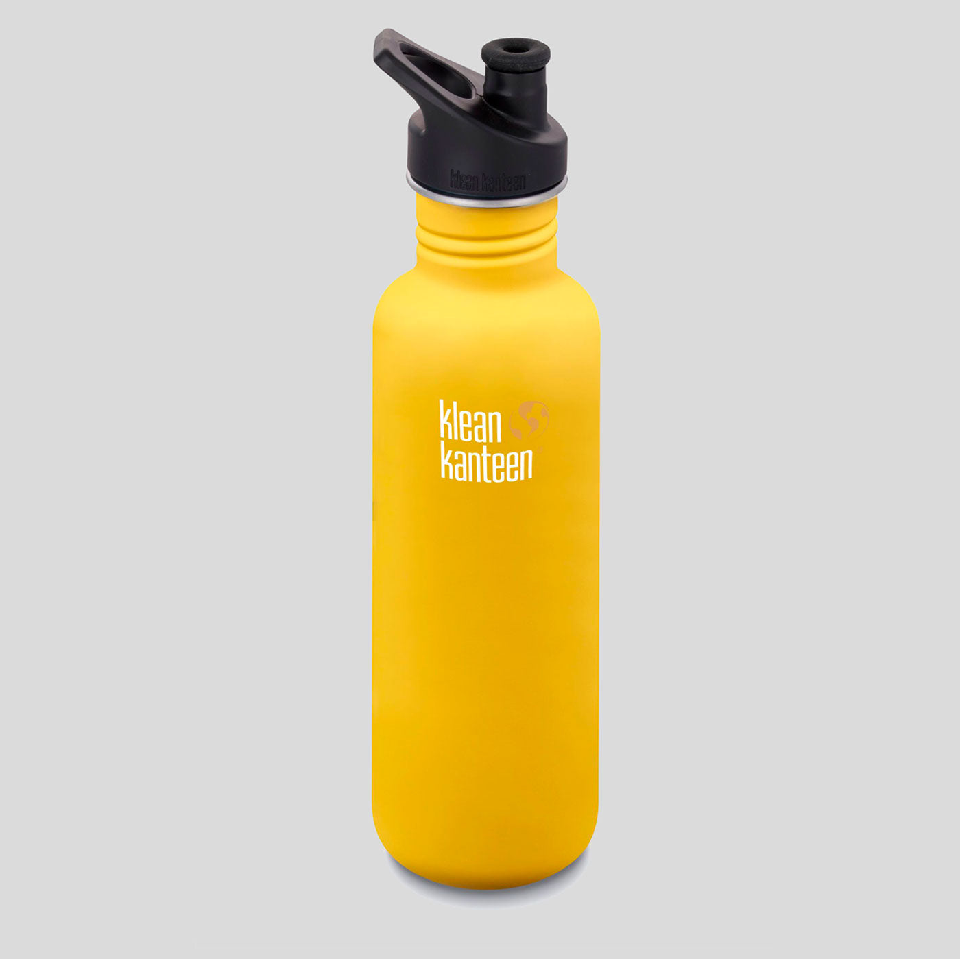 Klean Kanteen | Classic 27oz | Lemon Curry | Colours May Vary
