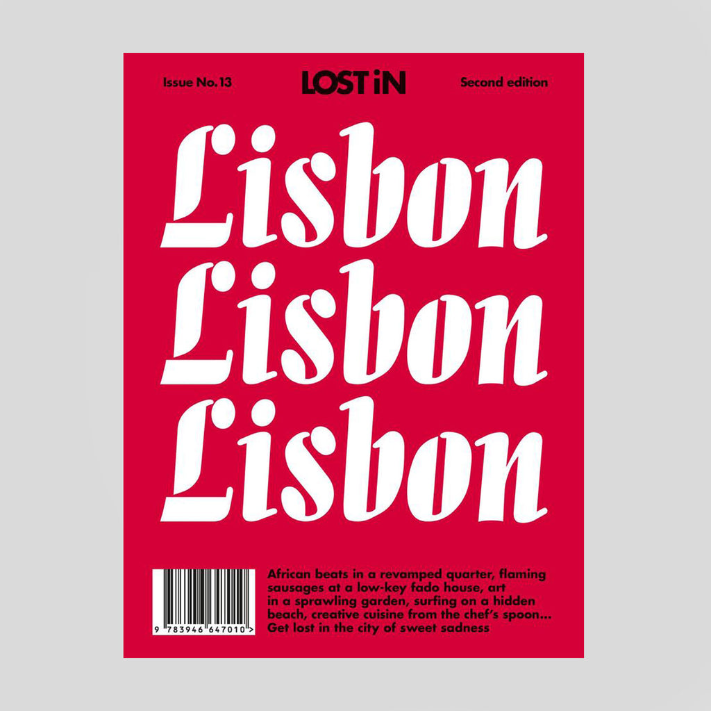 Lost in Lisbon (New Edition!) - Colours May Vary