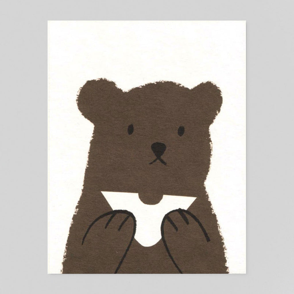 Butty Bear by Lisa Jones Studio - Colours May Vary