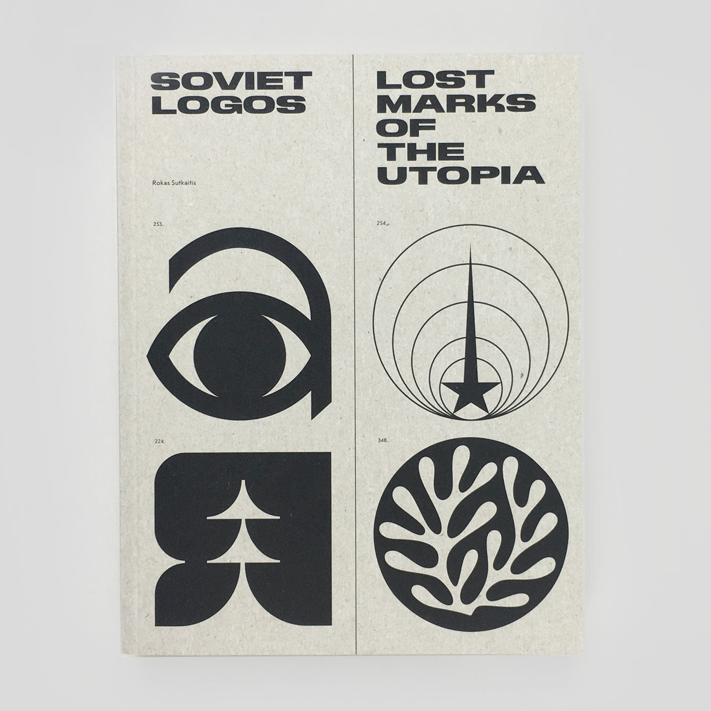 Soviet Logos - Lost Marks Of The Utopia by Rokas Sutkaitis