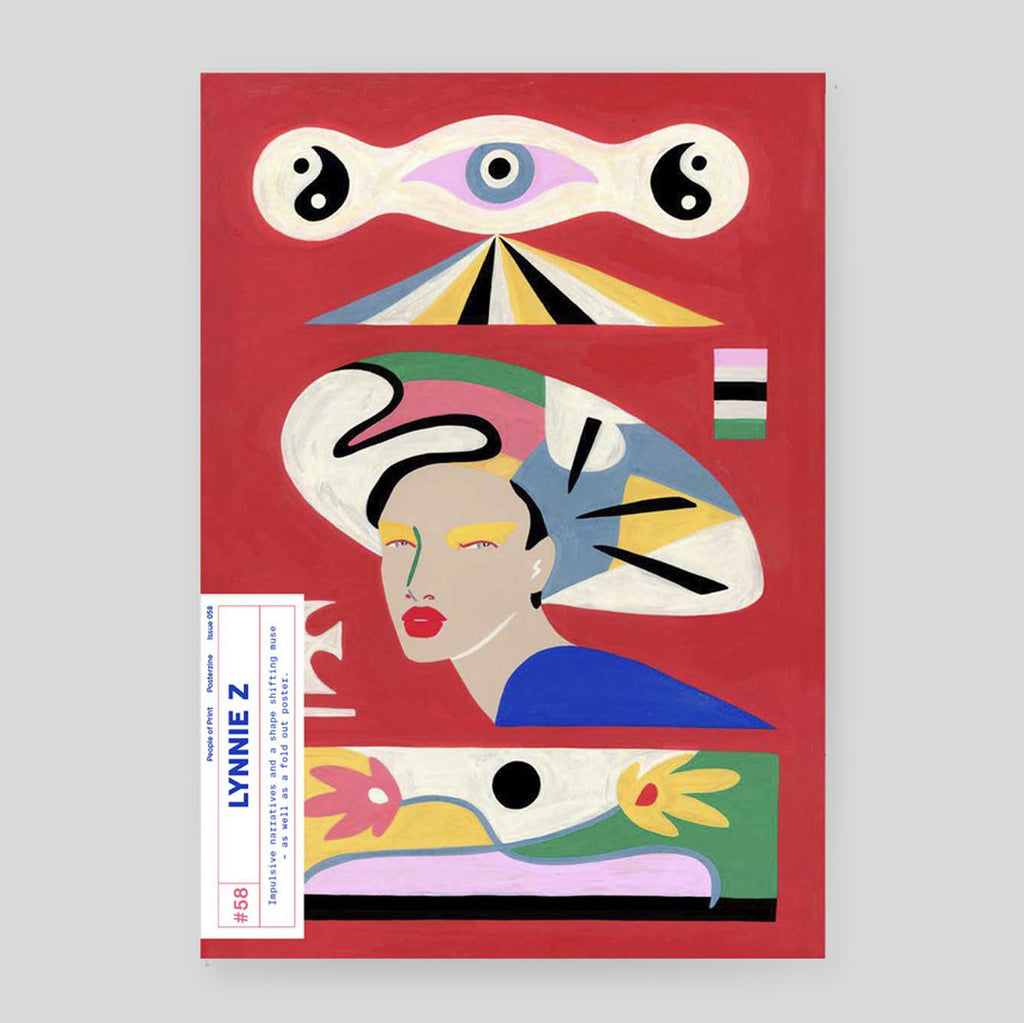 Lynnie Z | Posterzine #58 - Colours May Vary