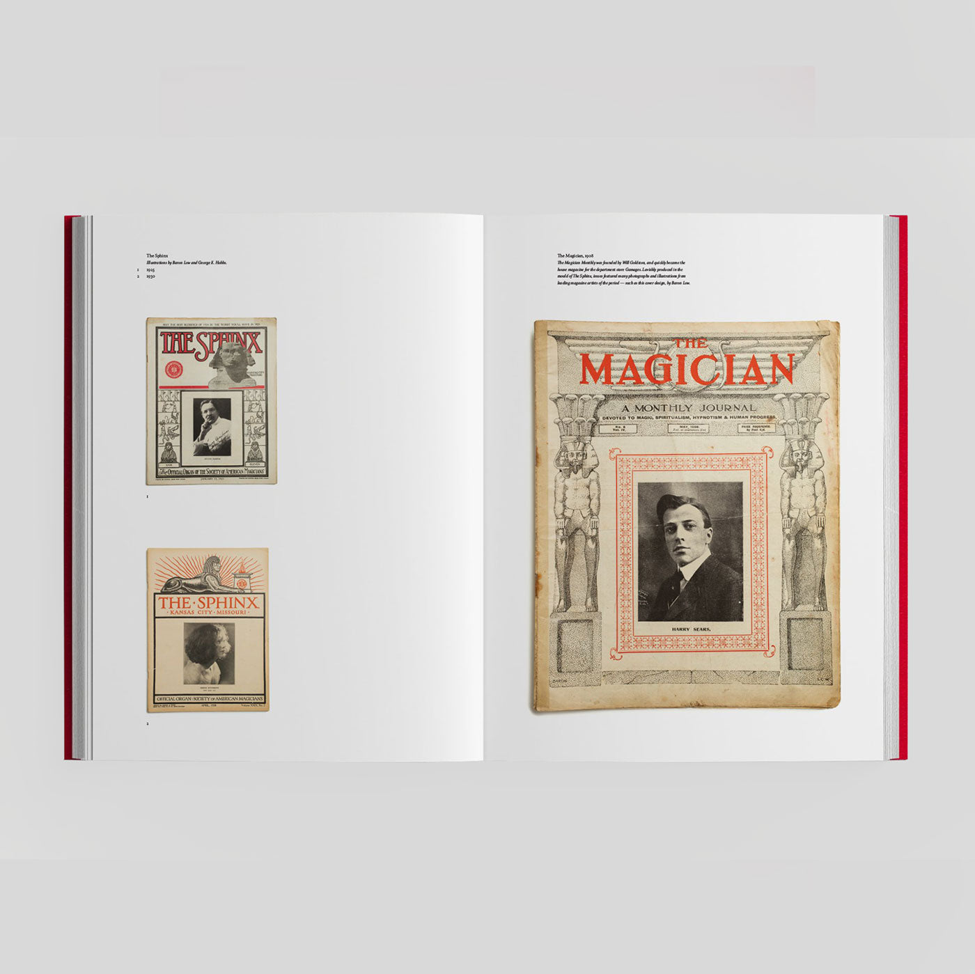 Magic Papers: Conjuring Ephemera, 1890 - 1960 - Colours May Vary