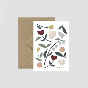 Michoucas - Merci Card