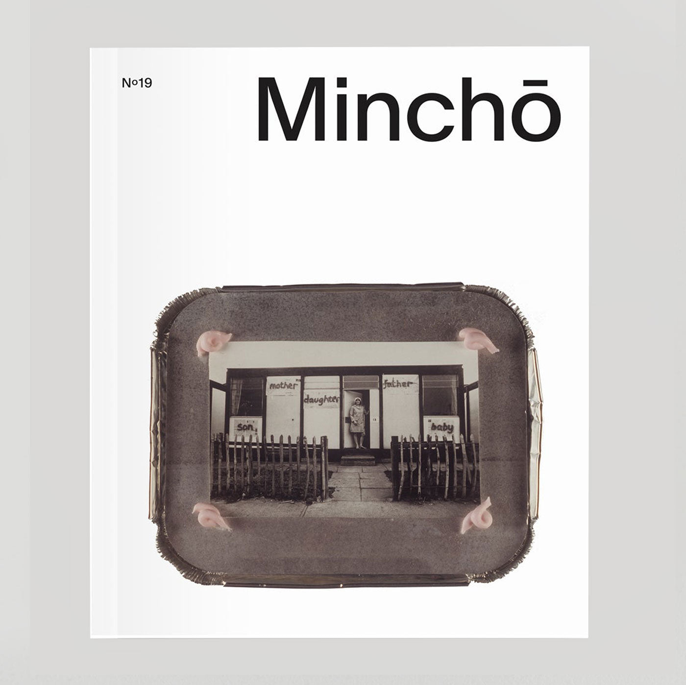 Mincho Magazine #19. Colours May Vary