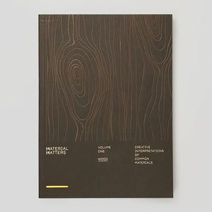 Material Matters 01: Wood by Victionary - Colours May Vary