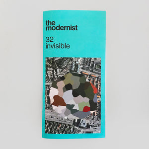 The Modernist #32 'Invisible' - Colours May Vary