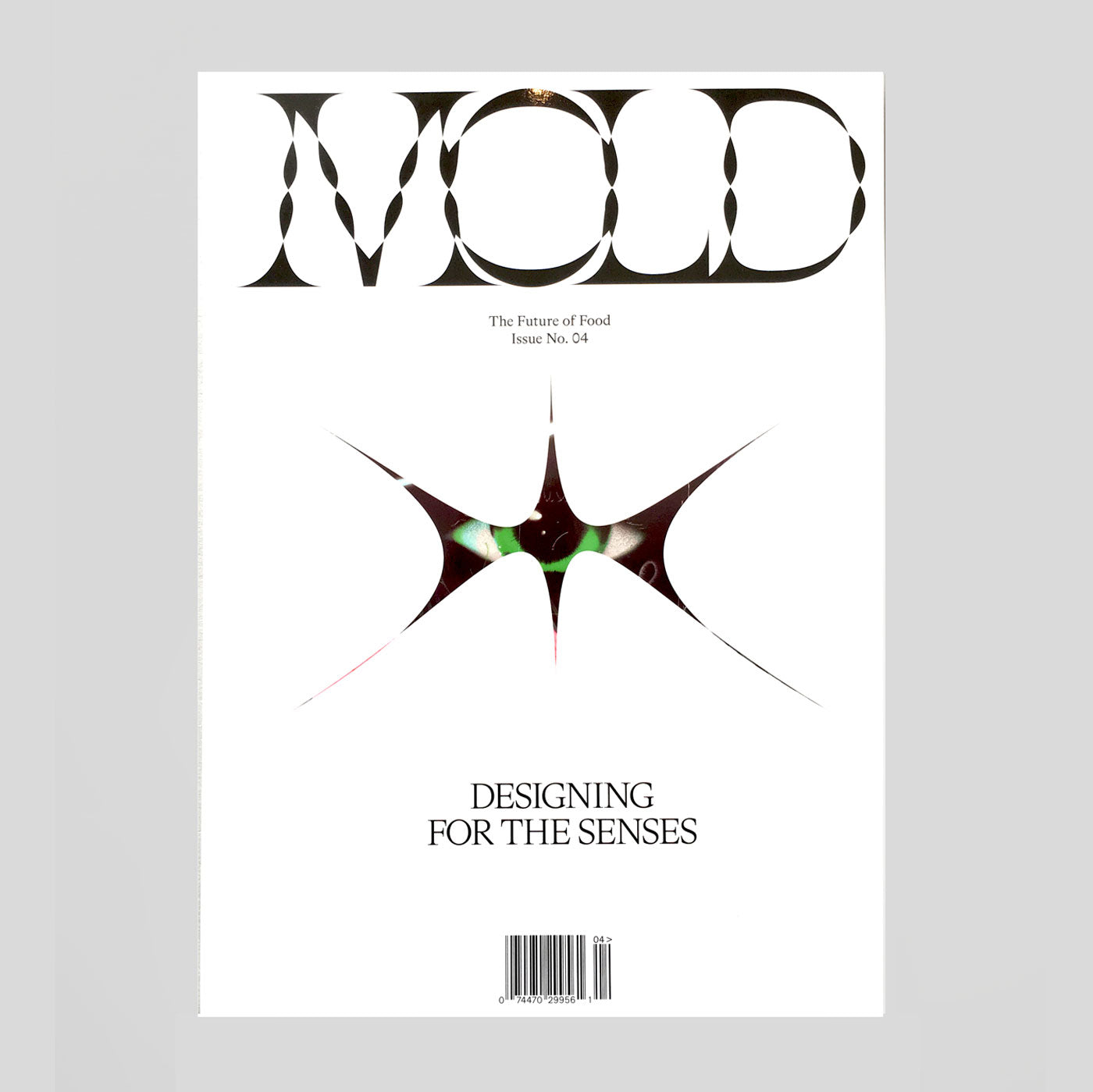 Mold Magazine #4 Designing For The Senses