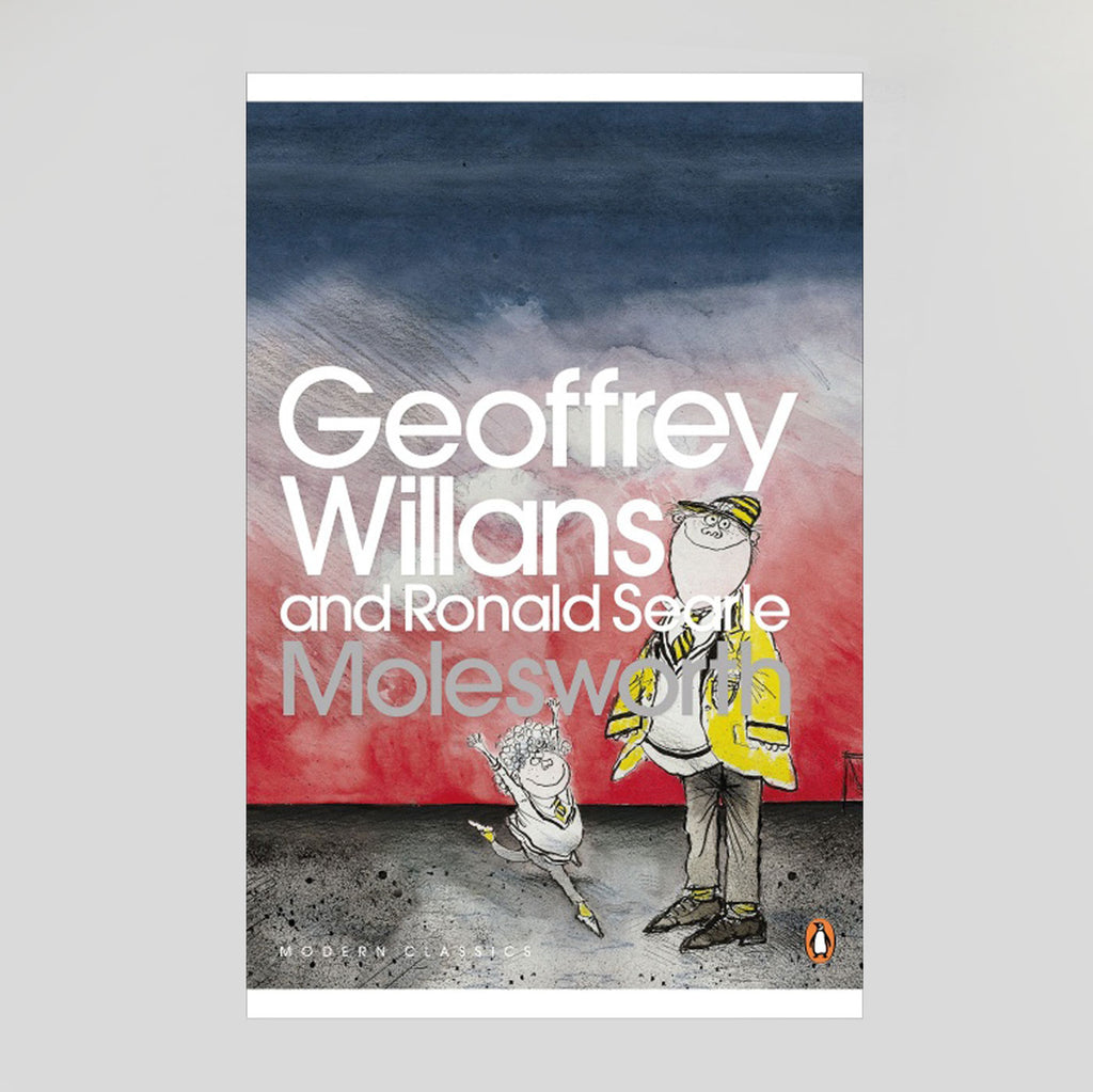 Molesworth | Geoffrey Willans & Ronald Searle | Colours May Vary