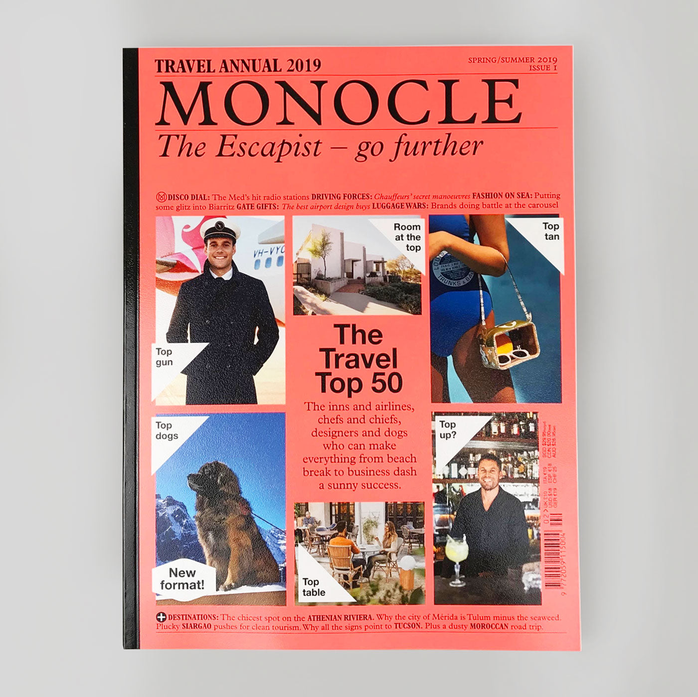The Escapist - Monocle Travel Annual 2019 - Colours May Vary
