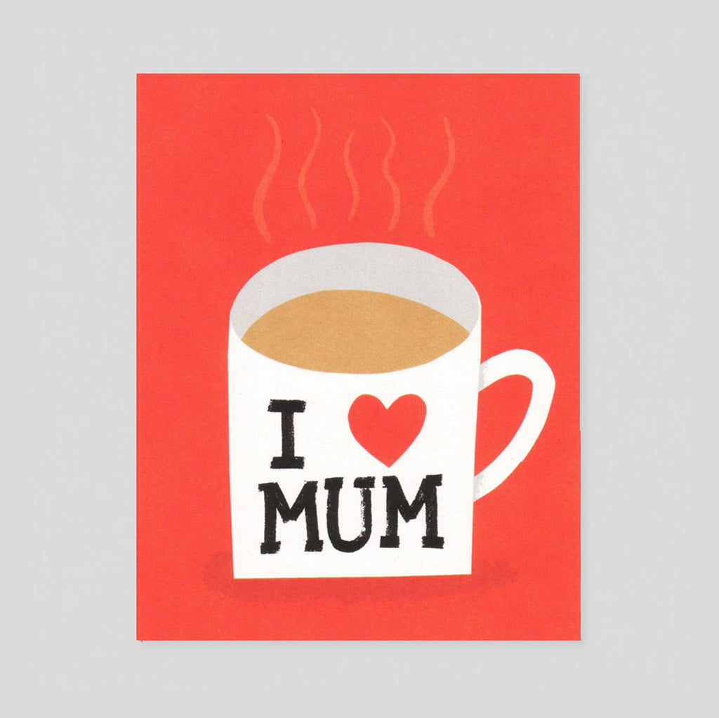 Mum Mug by Lisa Jones Studio