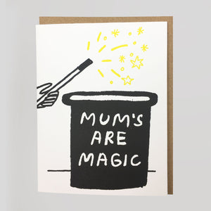 People I have Loved - Mum's Are Magic Card