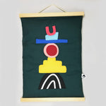 Nama Studio - Wall Hanging (Green)