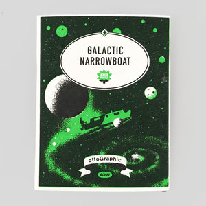 Galactic Narrowboat - Ottographic