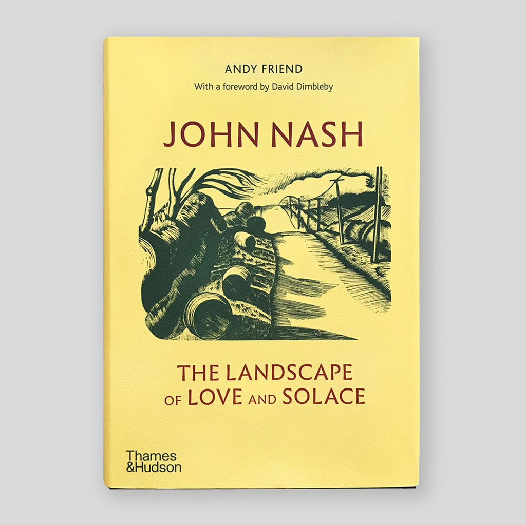 John Nash The Landscape of Love and Solace | Colours May Vary