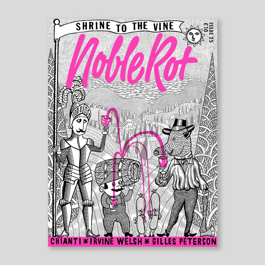Noble Rot #25 | Colours May Vary