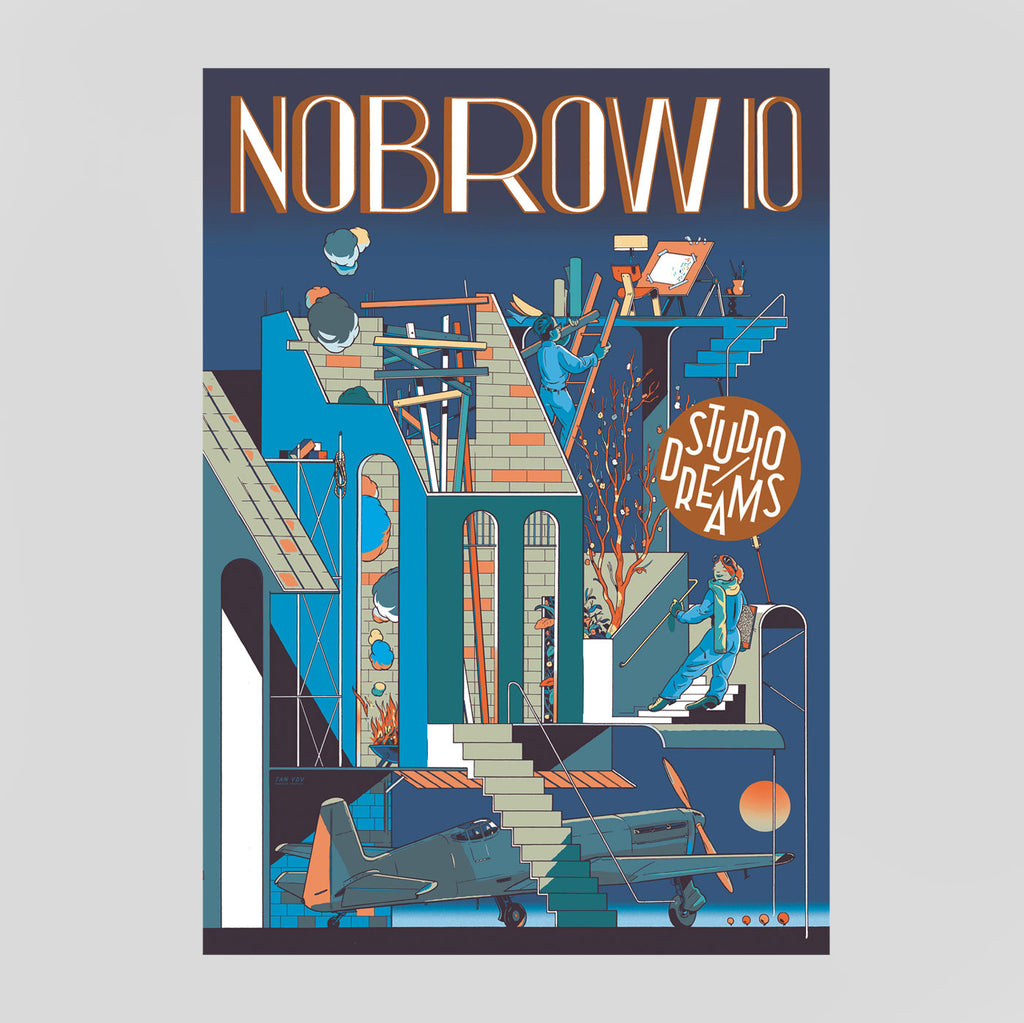 Nobrow 10: Studio Dreams (Special edition)