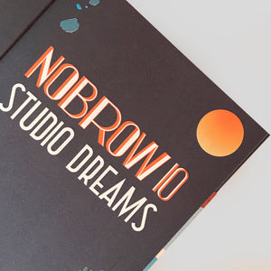 Nobrow 10: Studio Dreams (paperback edition)
